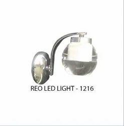 Reolites Bedroom, Bathroom, Outdoor Glass Wall Lights