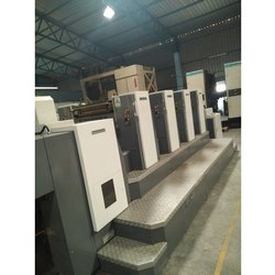 Sinora 66.fully Loaded Offset Printing Machine
