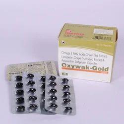 Omega Soft Gelatin Capsules