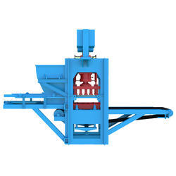 Top Press Fly Ash Bricks Machine