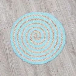 Woven Round Table Mats Jute Placemats
