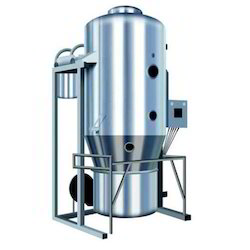 PMI Stainless Steel Fluid Bed Dryer, For Industrial, 440V