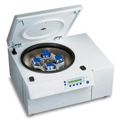 Centrifuge Mecanical Calibration Service