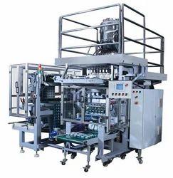 Servo Based Multi Track Packaging Machine