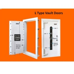 L Type Vault Doors