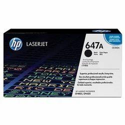 HP CE260A 647A Black Toner Cartridge
