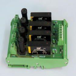 25 mA-5 Amps I/O Module Card