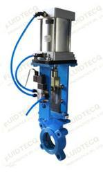 Knife Gate Valve for Cement Hopper