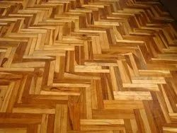 10 MM Parquet Wood Flooring