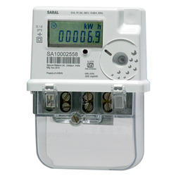 Secure Meter Bidirectional Meter Saral