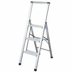 Aluminum 3 Step Ladders