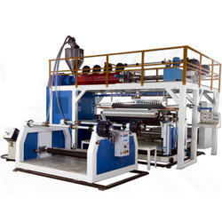 Polyester Film Extrusion Lamination Machine