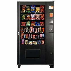 Healthy Snacks Vending Machine