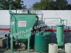 Laundry Effluent Water Treatment Plant