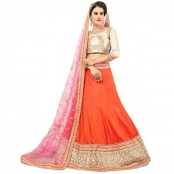 12121ad7eb52c2 Lehenga - Party Wear Lehenga Latest Price, Manufacturers & Suppliers