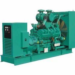 Rental Service Of Generator