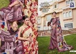 Rachna Georgette Seerat Catalog Saree Set For Woman 5