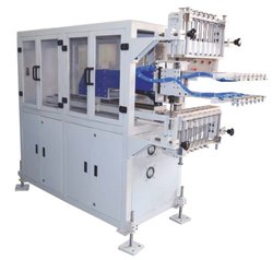 IML Side Entry Robot for Injection Moulding