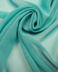 Fox Georgette Dyed Fabric, 75-80