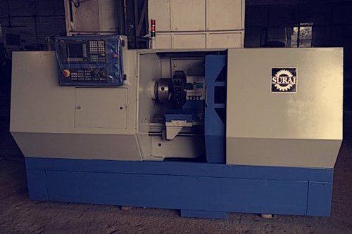 CNC Lathe Machine - CNC LATHE 20L5 Manufacturer from Batala