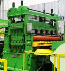 Sheet Leveler Machine (6 Hi Leveler )