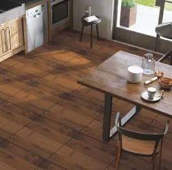 wood finish printed tiles