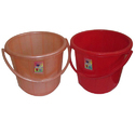 Lalta Frosty Plastic Bucket