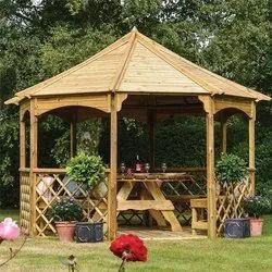 Dome Wooden Pergola