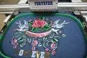 FT-1201 Fortever Single Head Embroidery Machine