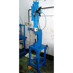 Ply Wood Riveting Machine