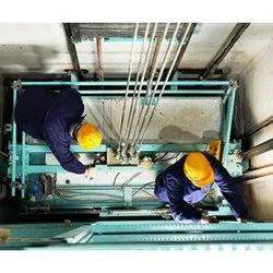 Elevator Annual Maintenance Contract Services, Local