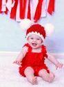 Santa baby suit