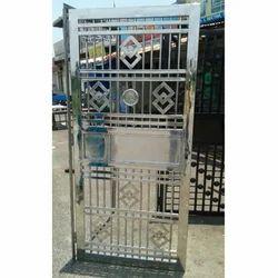 Entrance Steel Gate