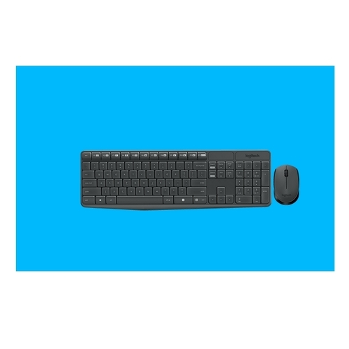 e17685aaa70 Logitech 920-007897 MK235 Wireless Keyboard And Mouse Combo ...