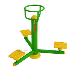 Outdoor Gym Equipment Metco Twister Tripple 9120