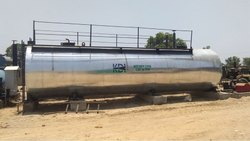 O Shape Bitumen Tank