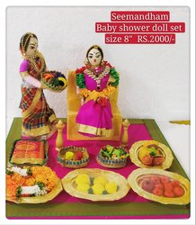 hand made golu dolls