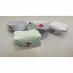 Nurse Cap, Size: 18 - 21 Inch