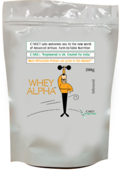 OMG Whey Protein Concentrate, Packaging Type: Pouch