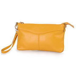 Black and Brown Women Leather Purses