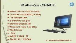 HP 2.4 Laptop, 8gb, Model Name/Number: H