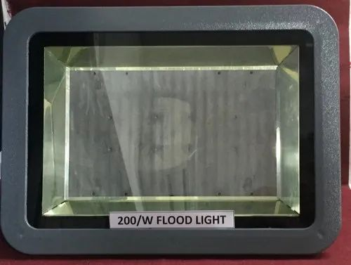 Aluminium LED 200/w Flood Light Housing