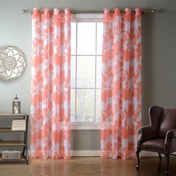Cotton Printed Decorative Window Curtains