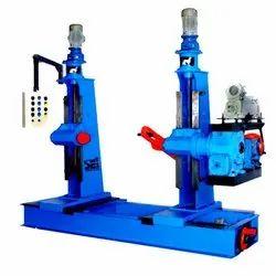 Mild Steel 2kW Traverse Line Cable Machine, Automation Grade: Semi-Automatic, 180 kg
