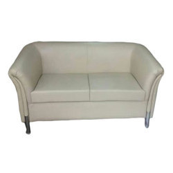 Shanti Interiors 2 Seater Office Sofa