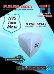 Future India Reusable N95 face mask with earloop