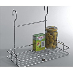 Peacock Revera Steel Grey Hanging Corner 1S, For Use In Kitchen