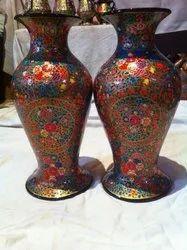 Rawsome shack Paper Mache Flower Vase