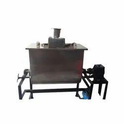 Spices  Powder Mixer Machine Oil Spray System
