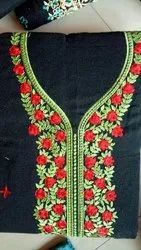 Woolen Embroidery Suit